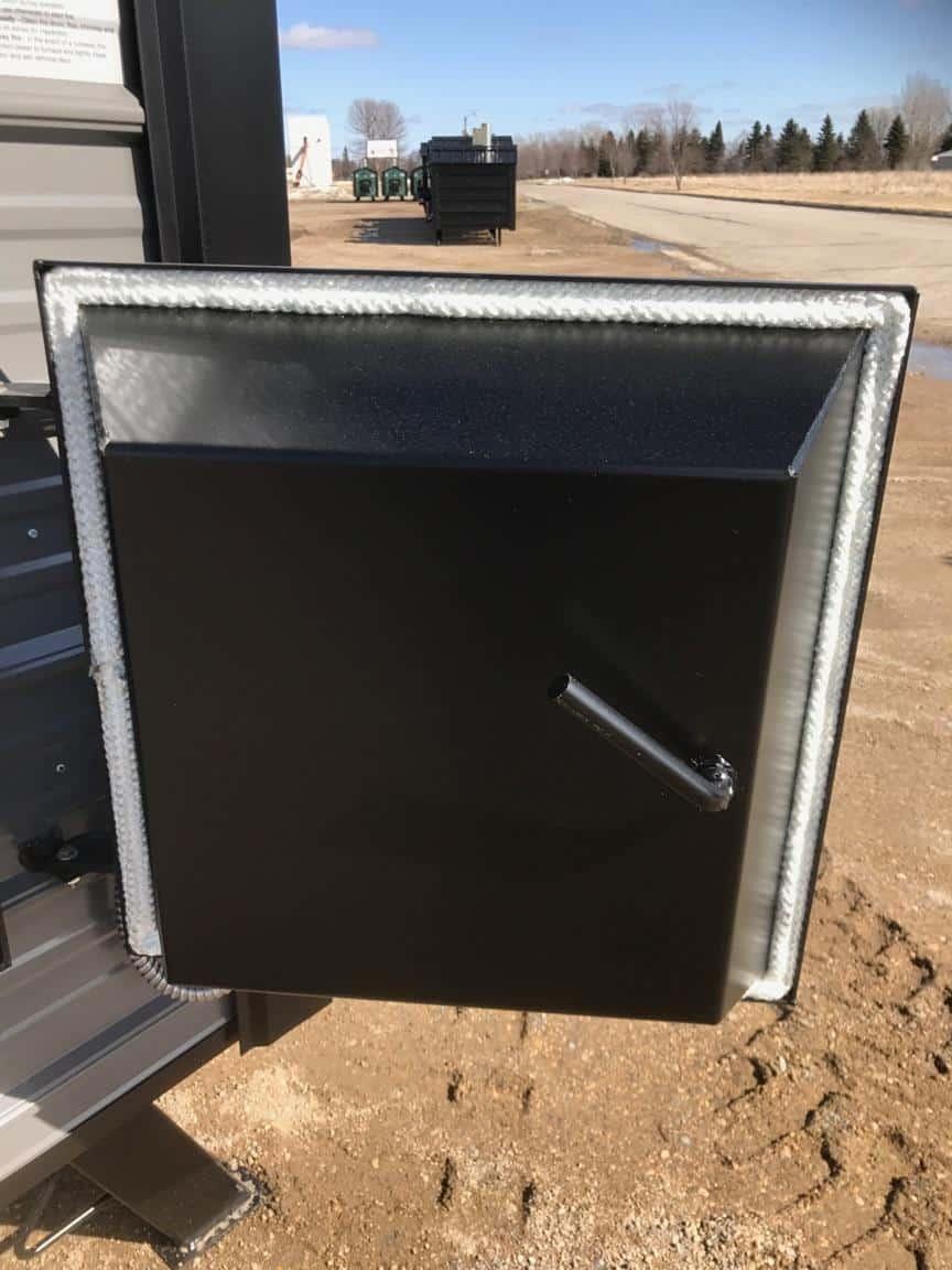 Woodmaster 4400 Outdoor Wood Boiler