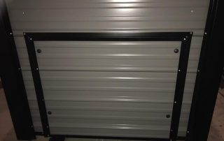 Rear Access Panel