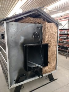 Woodmaster 4400 Outdoor Wood Furnace Woodmaster 5500