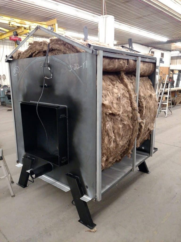 BEST OUTDOOR WOOD FURNACE by WoodMaster