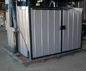 Shaver-1350L-Top-Loader-doors