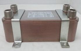 outdoor wood furnace heat exchanger