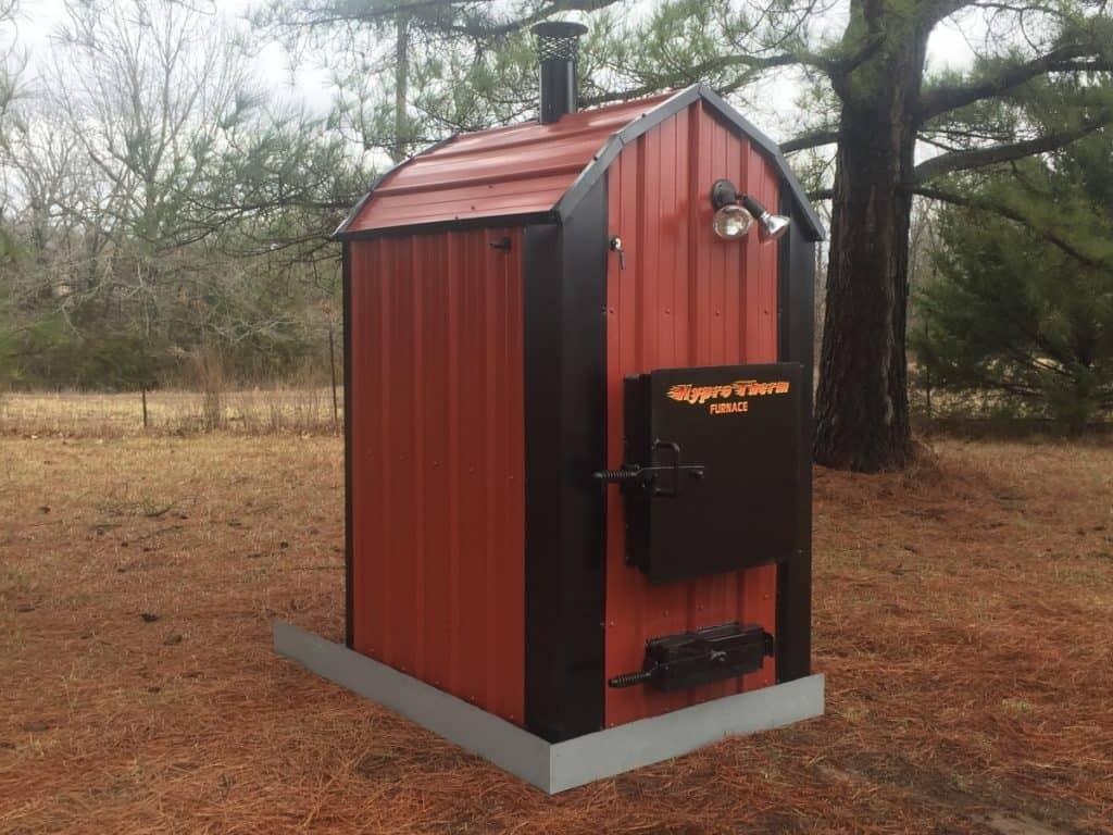 hyprotherm hydronic furnace