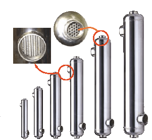 pool heat exchanger